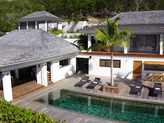Villa Jocapana | Ocean Front - Located in Wonderful Gustavia with Private Pool