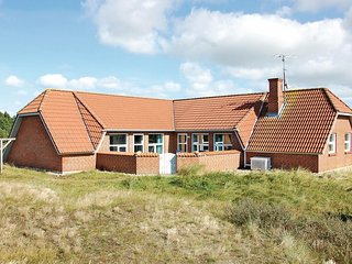 Beautiful home in Blåvand w/ Sauna, WiFi and 5 Bedrooms (P32797)