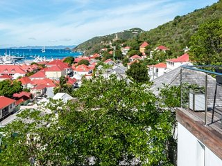 Casa Roc | Ocean View - Located in Wonderful Gustavia with Private Pool