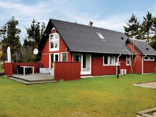 Stunning home in Oksbol w/ WiFi and 3 Bedrooms