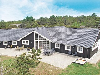Beautiful home in Blåvand w/ Sauna, WiFi and 5 Bedrooms (P32777)
