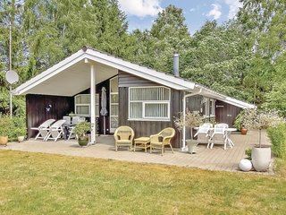 Awesome home in Give w/ Sauna, WiFi and 3 Bedrooms