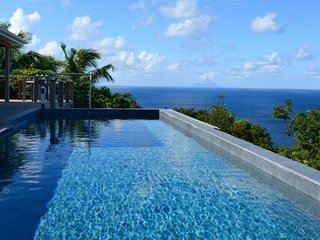 Villa Avalon | Ocean View - Located in Stunning Gouverneur with Private Pool