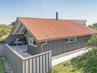Amazing home in Vejers Strand w/ Sauna, WiFi and 3 Bedrooms