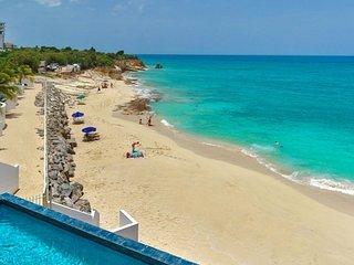 Villa Etoile De Mer | Beach View - Located in Magnificent Cupecoy with Private