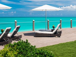 Villa Sunsara | Beach Front - Located in Fabulous Grace Bay with Private Pool