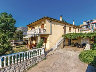 Stunning home in Senj w/ WiFi and 1 Bedrooms
