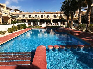 Villa Manuela (Dona Pepa II), 3beds, 3 baths, Semi-Detached Villa, Comunity Pool