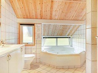 Stunning home in Oksbol w/ Sauna, WiFi and 4 Bedrooms