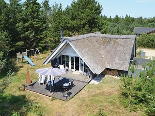 Awesome home in Norre Nebel w/ WiFi and 3 Bedrooms