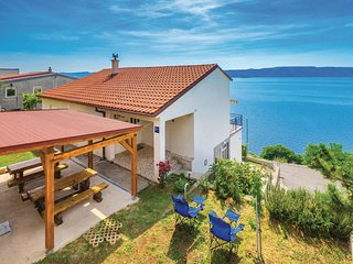 Stunning home in Senj w/ WiFi and 0 Bedrooms
