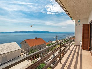 Amazing home in Senj w/ WiFi and 3 Bedrooms