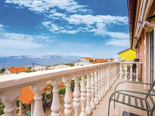 Awesome home in Senj w/ WiFi and 2 Bedrooms
