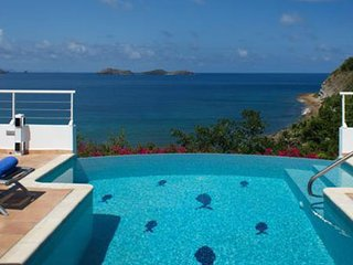 Villa Parsifal   Ocean View - Located in Magnificent Pointe Milou with Private