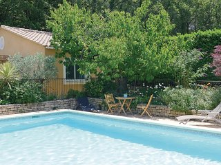 Awesome home in Eyragues w/ WiFi and 1 Bedrooms