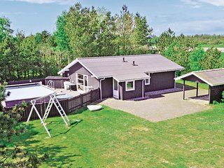 Awesome home in Norre Nebel w/ Sauna, WiFi and 3 Bedrooms