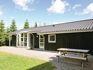 Awesome home in Fjerritslev w/ Sauna, WiFi and 3 Bedrooms