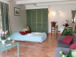 Nice home in Lancon de Provence w/ WiFi and 0 Bedrooms