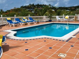 Villa Belle Mer | Ocean View - Located in Exquisite Orient Bay with Private Po