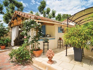 Stunning home in Albaron (Arles) w/ WiFi and 0 Bedrooms