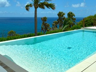 Villa Enzuma | Ocean View - Located in Fabulous Toiny with Private Pool