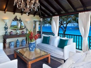 Sandy Cove 402 Penthouse   Beach Front - Located in Magnificent Saint James wi