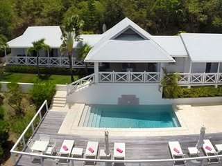 Villa Abby | Ocean View - Located in Fabulous Vitet with Private Pool
