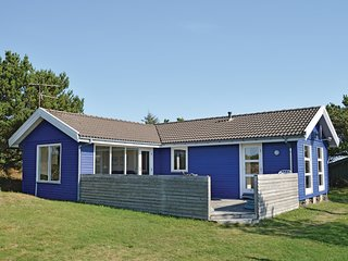 Nice home in Fjerritslev w/ Sauna, WiFi and 4 Bedrooms