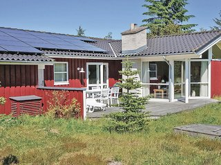 Stunning home in Fjerritslev w/ Sauna, WiFi and 3 Bedrooms