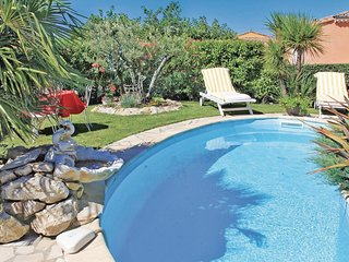 Stunning home in Montélimar w/ WiFi, Outdoor swimming pool and 3 Bedrooms
