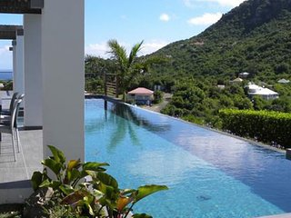 Villa Valley | Ocean View - Located in Tropical Vitet with Private Pool
