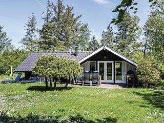 Beautiful home in Ulfborg w/ WiFi and 3 Bedrooms (C71339)