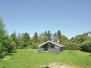 Beautiful home in Fjerritslev w/ Sauna, WiFi and 3 Bedrooms (C7194)
