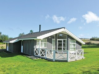 Nice home in Fjerritslev w/ Sauna and 3 Bedrooms
