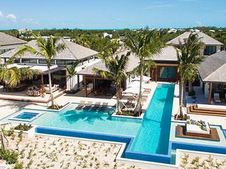 Villa Hawksbill | Beach Front - Located in Stunning Grace Bay with Private Pool