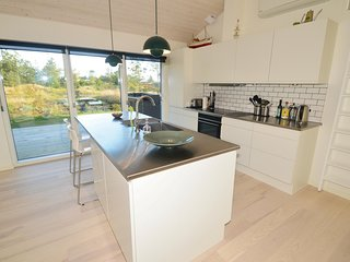 Nice home in Fjerritslev w/ WiFi and 3 Bedrooms