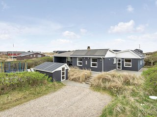 Amazing home in Henne w/ Sauna, WiFi and 5 Bedrooms