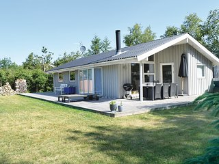 Stunning home in Ebeltoft w/ Sauna, WiFi and 3 Bedrooms (D04552)