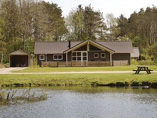 Amazing home in Oksbøl w/ Sauna, WiFi and 3 Bedrooms (P42304)