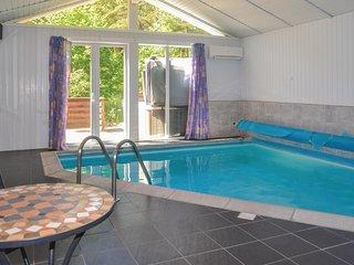 Beautiful home in Nørre Nebel w/ Sauna, WiFi and 3 Bedrooms (P42232)
