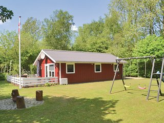Nice home in Oksbol w/ WiFi and 3 Bedrooms