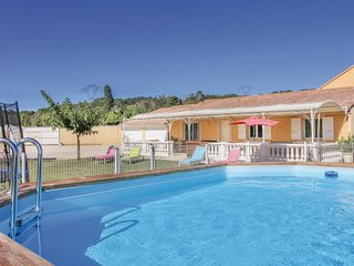 Nice home in Mountboucher sur Jabro w/ WiFi and 4 Bedrooms