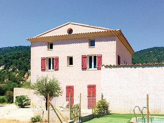 Awesome home in Propiac les Bains w/ 4 Bedrooms (FPD239)