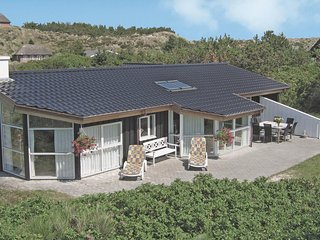 Amazing home in Henne w/ Sauna, WiFi and 4 Bedrooms (P42623)