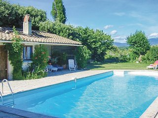 Awesome home in Grignan w/ WiFi and 0 Bedrooms