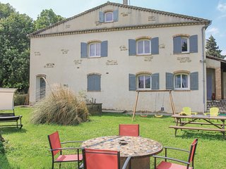 Awesome home in La Begude de Mazenc w/ WiFi and 1 Bedrooms