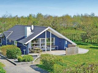 Nice home in Hemmet w/ Sauna, WiFi and 3 Bedrooms