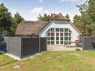 Beautiful home in Nørre Nebel w/ Sauna, 4 Bedrooms and WiFi (P42740)
