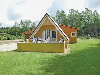 Awesome home in Oksbøl w/ Sauna, WiFi and 3 Bedrooms (P42578)