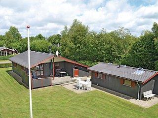 Beautiful home in Hemmet w/ Sauna, WiFi and 3 Bedrooms (P52035)